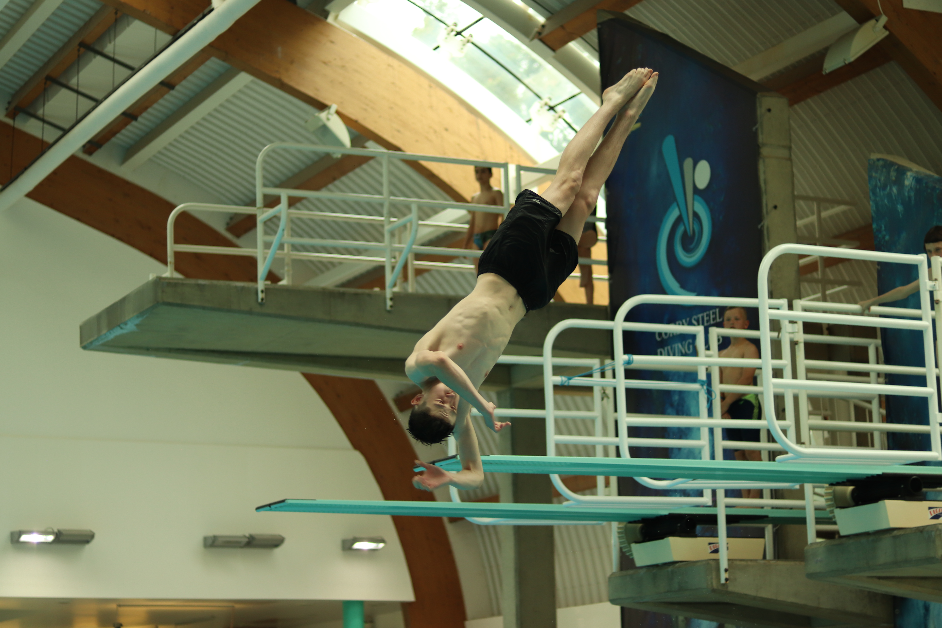 Corby Steel Diving Club - Springboard and Platform Diving Club